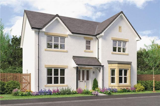 "Thumbnail Detached house for sale in ""Kennaway Det"" at Caulderhame Road, Currie"