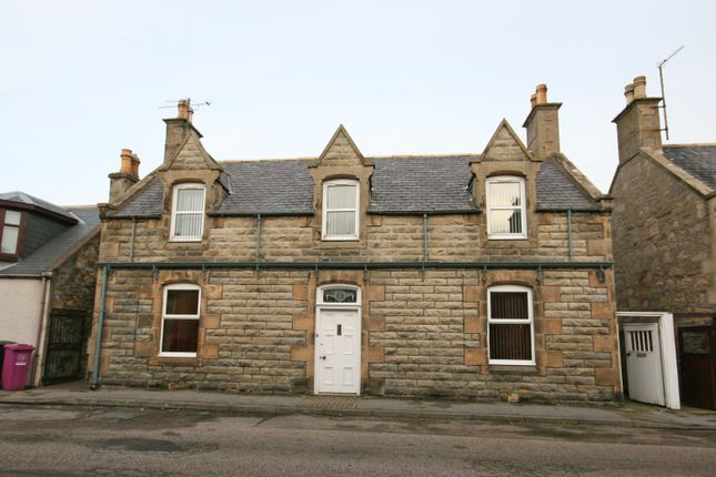 Thumbnail Detached house for sale in 7 James Street, Buckie