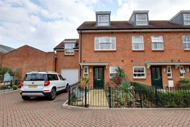 Thumbnail Semi-detached house for sale in Kings Mews, Park Road, Worthing, West Sussex