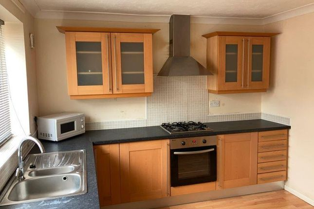 Thumbnail Terraced house to rent in Staunton Court, Lincoln