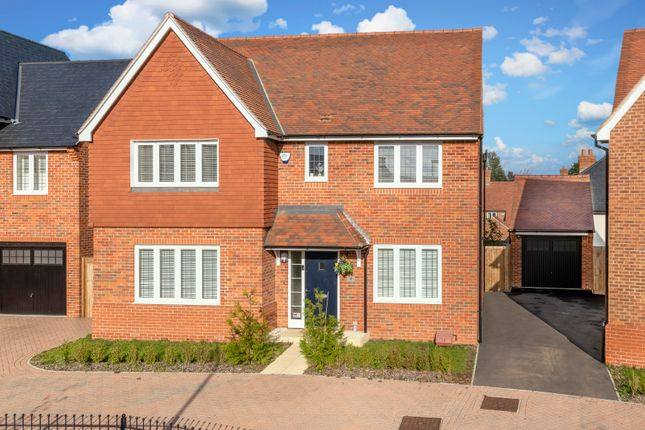 Thumbnail Detached house for sale in Johnston Street, Gilston, Harlow
