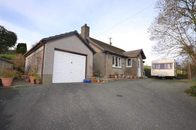 Thumbnail Detached bungalow for sale in Ferwig, Cardigan