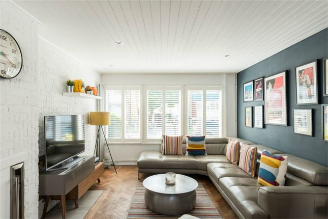 Thumbnail End terrace house for sale in South Court, Bedwardine Road, London