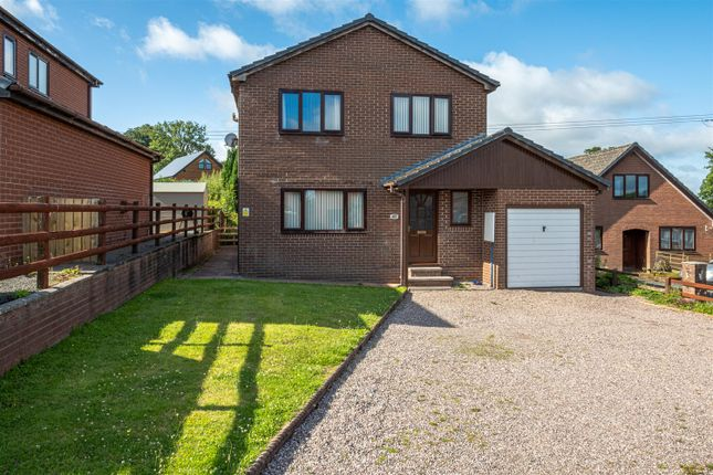 Thumbnail Detached house for sale in Goylands Close, Llandrindod Wells