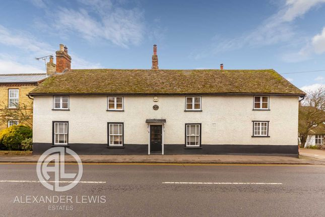 Thumbnail Detached house for sale in The Maltings, High Street, Henlow