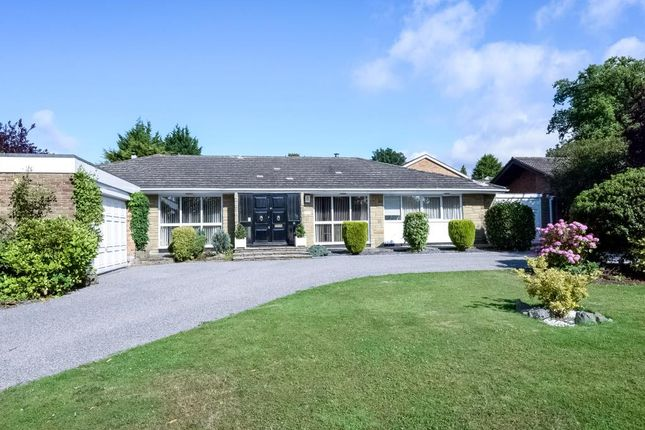 Thumbnail Detached bungalow for sale in Arkley, Barnet EN5,