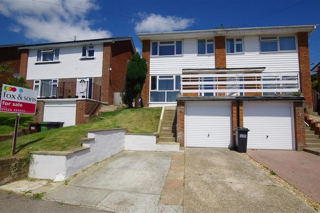Thumbnail Semi-detached house for sale in Pebsham Lane, Bexhill-On-Sea