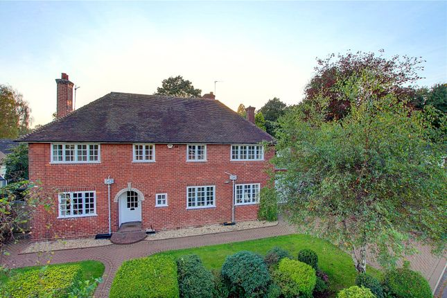 Thumbnail Detached house for sale in Cherry Hill Avenue, Barnt Green, Birmingham