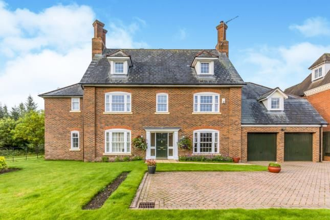 Thumbnail Detached house for sale in Abbeydale Close, Wychwood Park, Cheshire