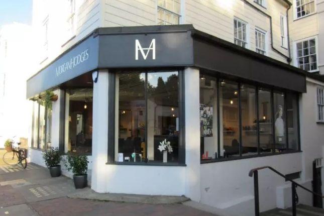 Thumbnail Retail premises to let in The Pantiles, Tunbridge Wells