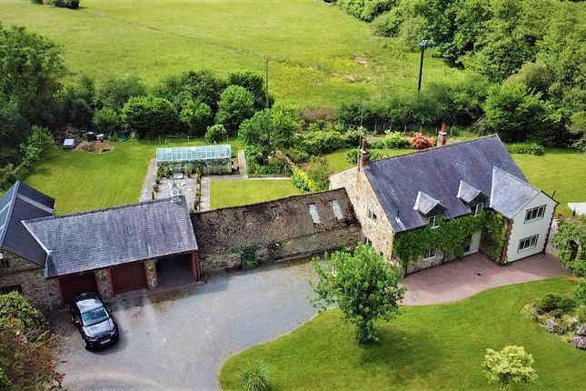 Thumbnail Detached house for sale in Polly Botts Lane, Ulverscroft, Markfield
