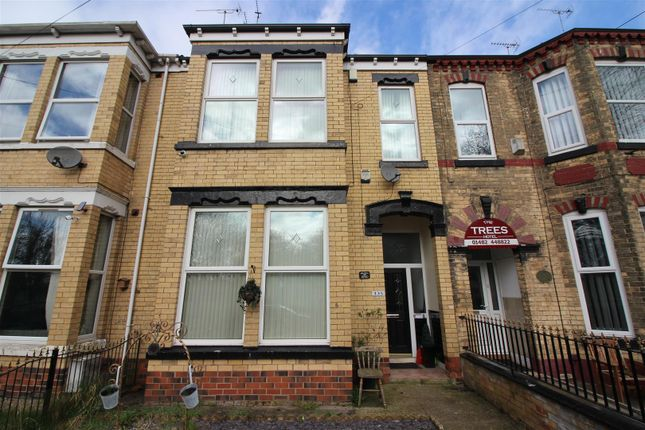 Thumbnail Terraced house for sale in Sunny Bank, Hull