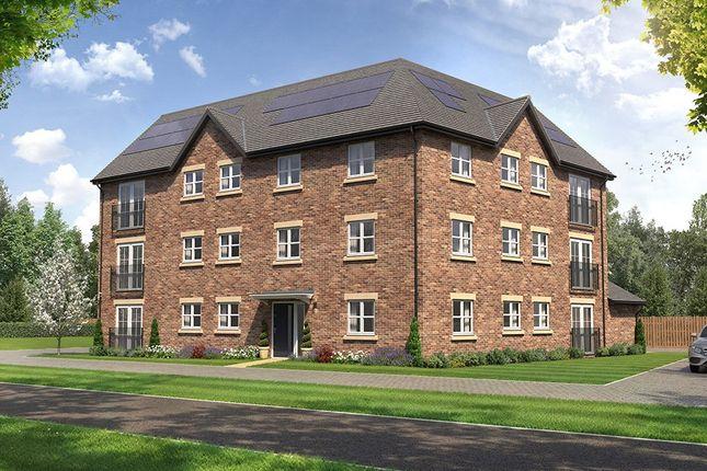 Thumbnail Flat for sale in Waterside, Cottam Way, Cottam, Preston