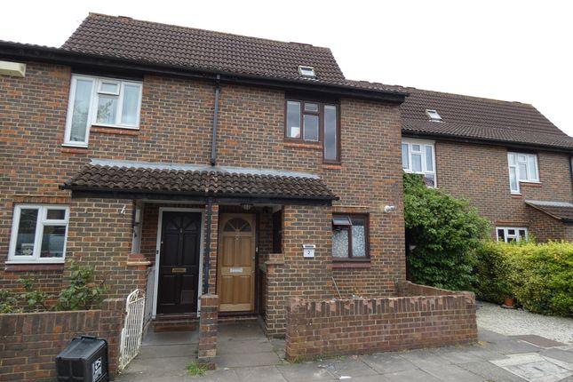 Thumbnail Semi-detached house for sale in Orpwood Close, Hampton