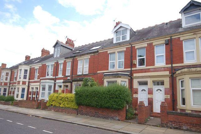 Thumbnail Terraced house for sale in Deuchar Street, Sandyford, Newcastle Upon Tyne