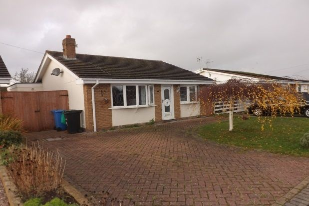 Thumbnail Detached bungalow to rent in Laurel Court, Rhyl