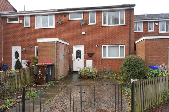 Thumbnail Town house to rent in Basset Avenue, Salford