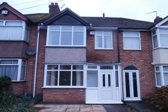 3 bed terraced house to rent in Sullivan Road, Coventry CV6