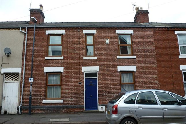 Thumbnail Property to rent in Markeaton Street, Derby