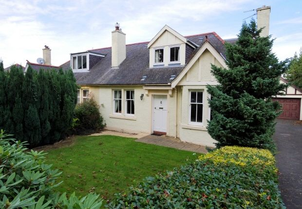 Thumbnail Bungalow to rent in 9 Paties Road, Edinburgh