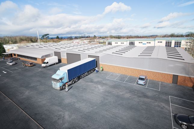 Thumbnail Warehouse to let in Cooper Road, Thornbury