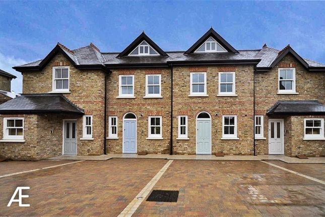 Thumbnail Terraced house to rent in Queens Passage, Chislehurst, Kent