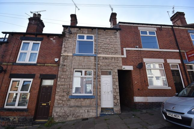 3 bed terraced house for sale in Hawksworth Road, Sheffield S6