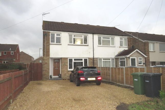3 Bed Semi Detached House For In Freegrounds Road Hedge End Southampton