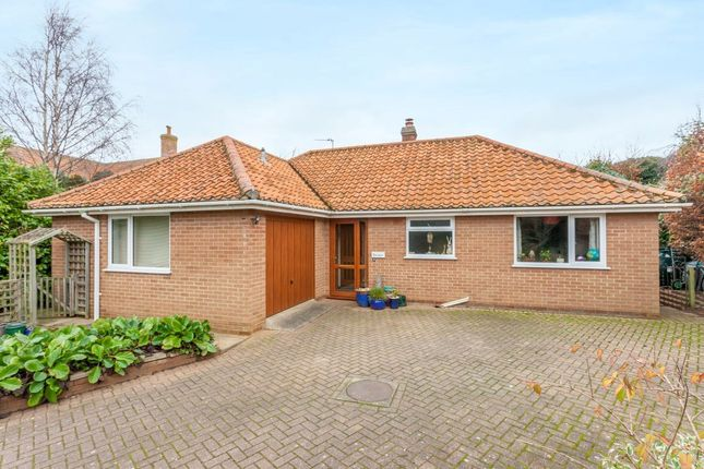 Thumbnail Detached bungalow for sale in Ploughmans Piece, Thornham, Hunstanton