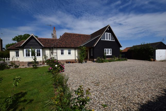 Thumbnail Detached house for sale in Betts Green Road, Little Clacton, Clacton-On-Sea