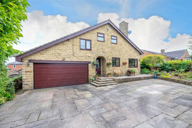 Thumbnail Detached house for sale in Hare House, The Balk, Upper Batley
