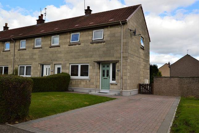 Thumbnail End terrace house for sale in Cawdor Crescent, Kirkcaldy, Kirkcaldy