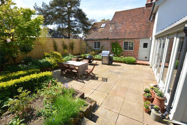 Garden of Ramley Road, Lymington, Hampshire SO41