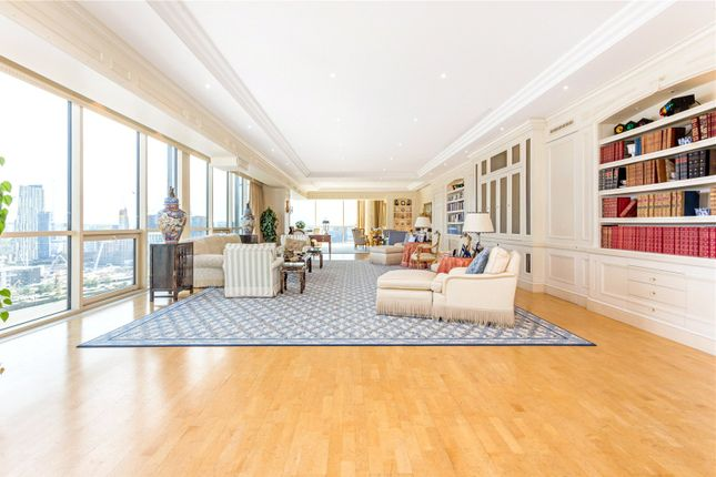 Thumbnail Flat for sale in Grosvenor Road, Pimlico, London