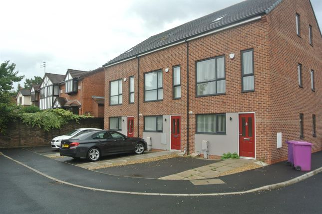Thumbnail Town house for sale in Keyhouse Gardens, Stoneycroft, Liverpool