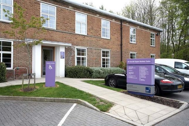 Thumbnail Office to let in Offices At Churchill Square, Kings Hill, West Malling, Kent
