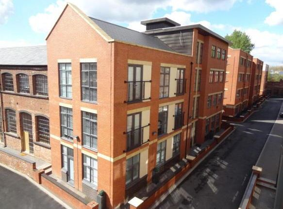 Thumbnail Flat to rent in Icknield Street, Hockley, Birmingham