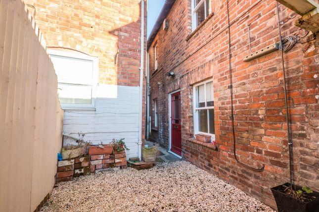 Thumbnail Terraced house to rent in Foxmoor Lane, Ebley, Stroud