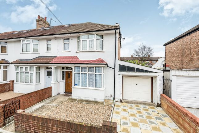 Thumbnail End terrace house for sale in Mortimer Road, Mitcham