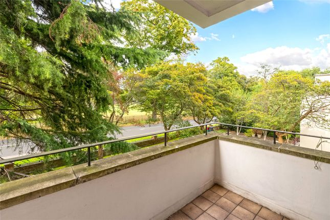Balcony of Goodwood House, Heathfield Terrace, Chiswick W4