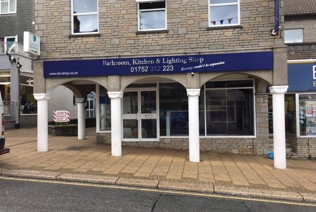 Thumbnail Retail premises to let in Unit 4, Regal House, Fore Street, Saltash, Cornwall