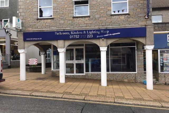 Thumbnail Retail premises to let in Unit 4 Fore Street, Saltash, Cornwall