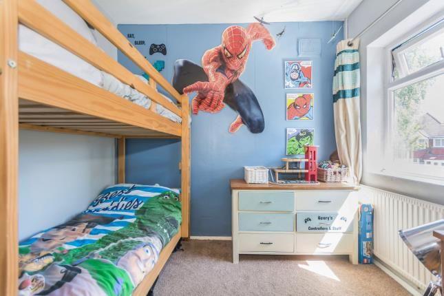 Bedroom Three of Stonor Road, Birmingham, West Midlands B28