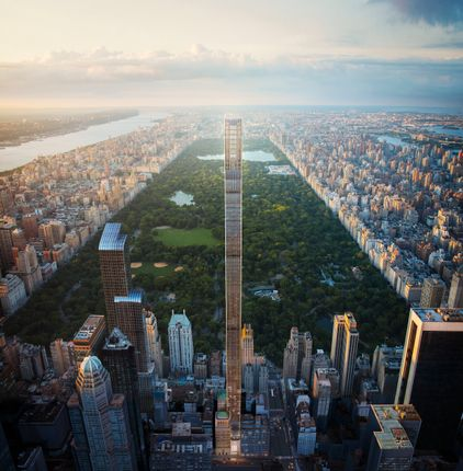 Thumbnail Property for sale in 111 West 57th Street, Central Park South, New York, 10019, United States Of America, Usa