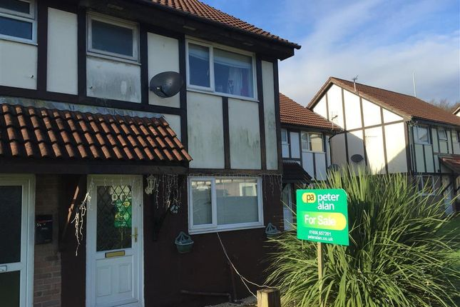 Thumbnail Property to rent in Lavender Court, Brackla, Bridgend