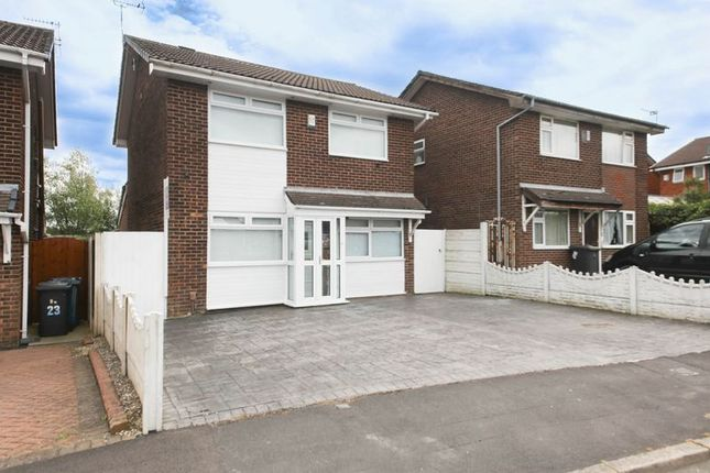 Thumbnail Detached house for sale in Whitecroft Road, Hawkley Hall, Wigan