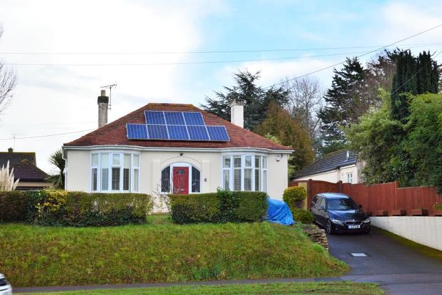 Thumbnail Detached bungalow for sale in Bridgwater Road, Taunton, Somerset