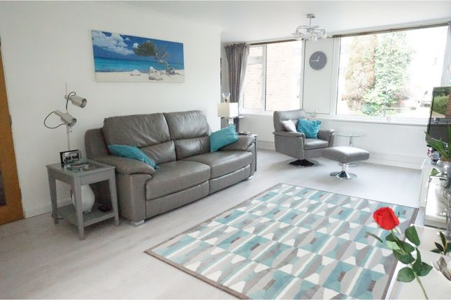 Thumbnail Town house for sale in Northover Road, Westbury On Trym