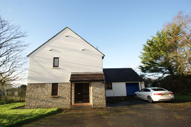 Thumbnail Detached house to rent in Pyworthy, Holsworthy