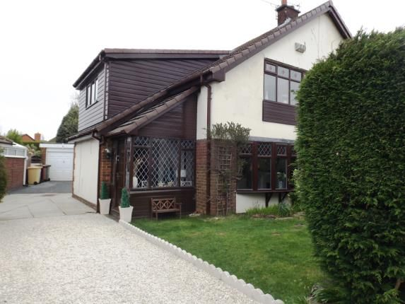 Thumbnail Semi-detached house for sale in Collins Lane, Westhoughton, Bolton, Greater Manchester